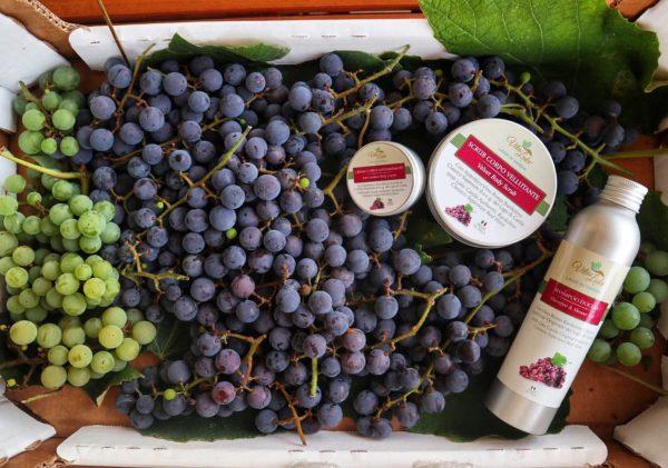 I benefici del vino sulla pelle, scoprili con Vitalake